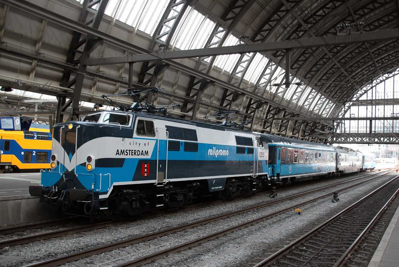Railpromo Amsterdam Centraal